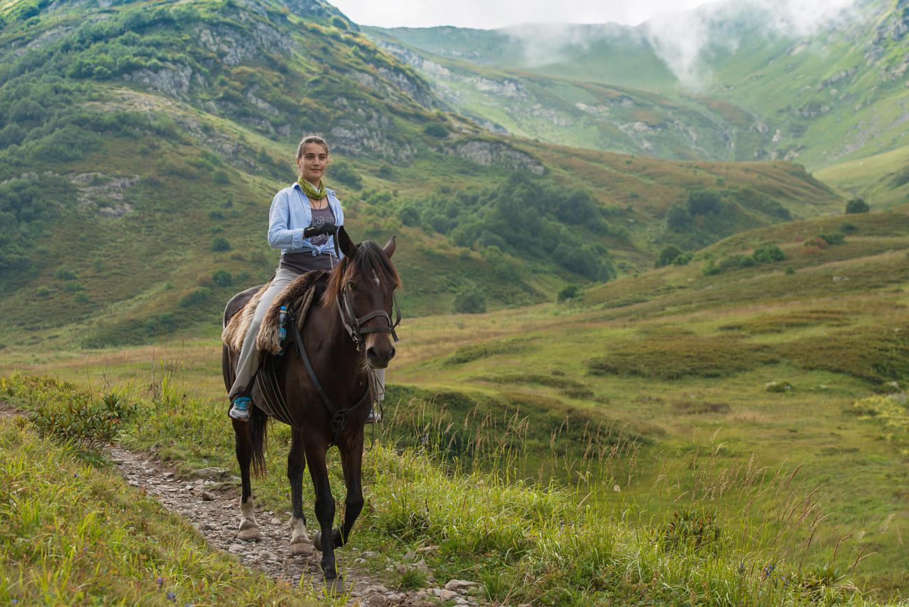 Kavkazsky Nature Reserve.