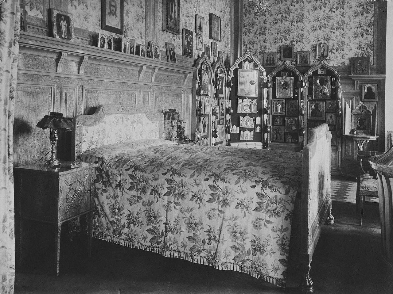 Winter palace 1917