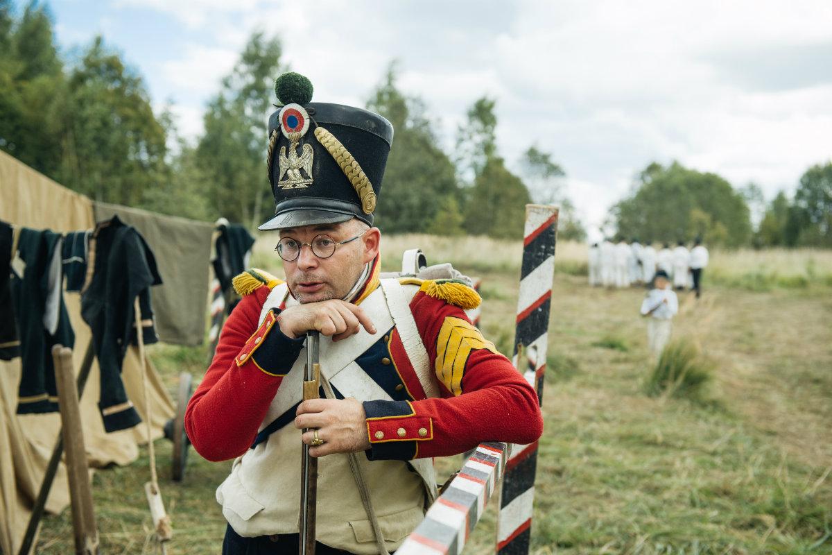 Borodino battlefield