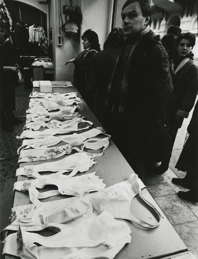 Soviet shopping