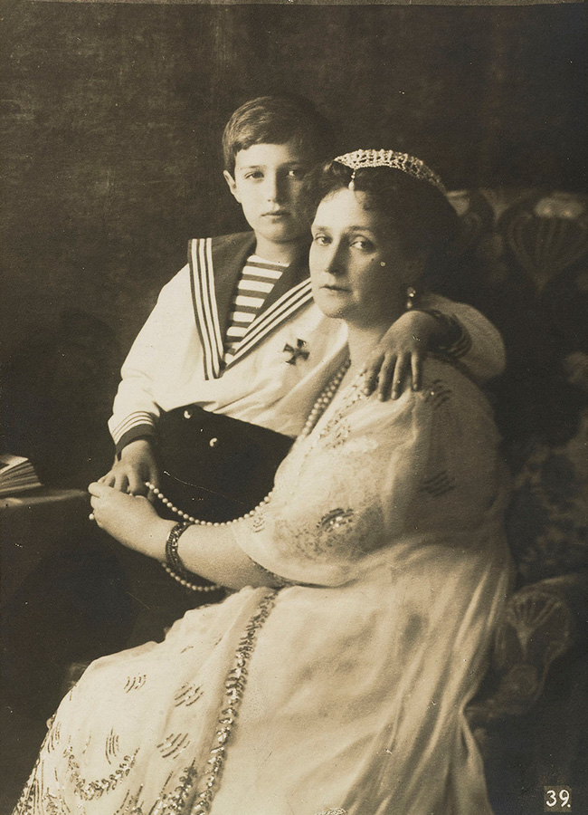 Alexandra Fyodorovna Romanova