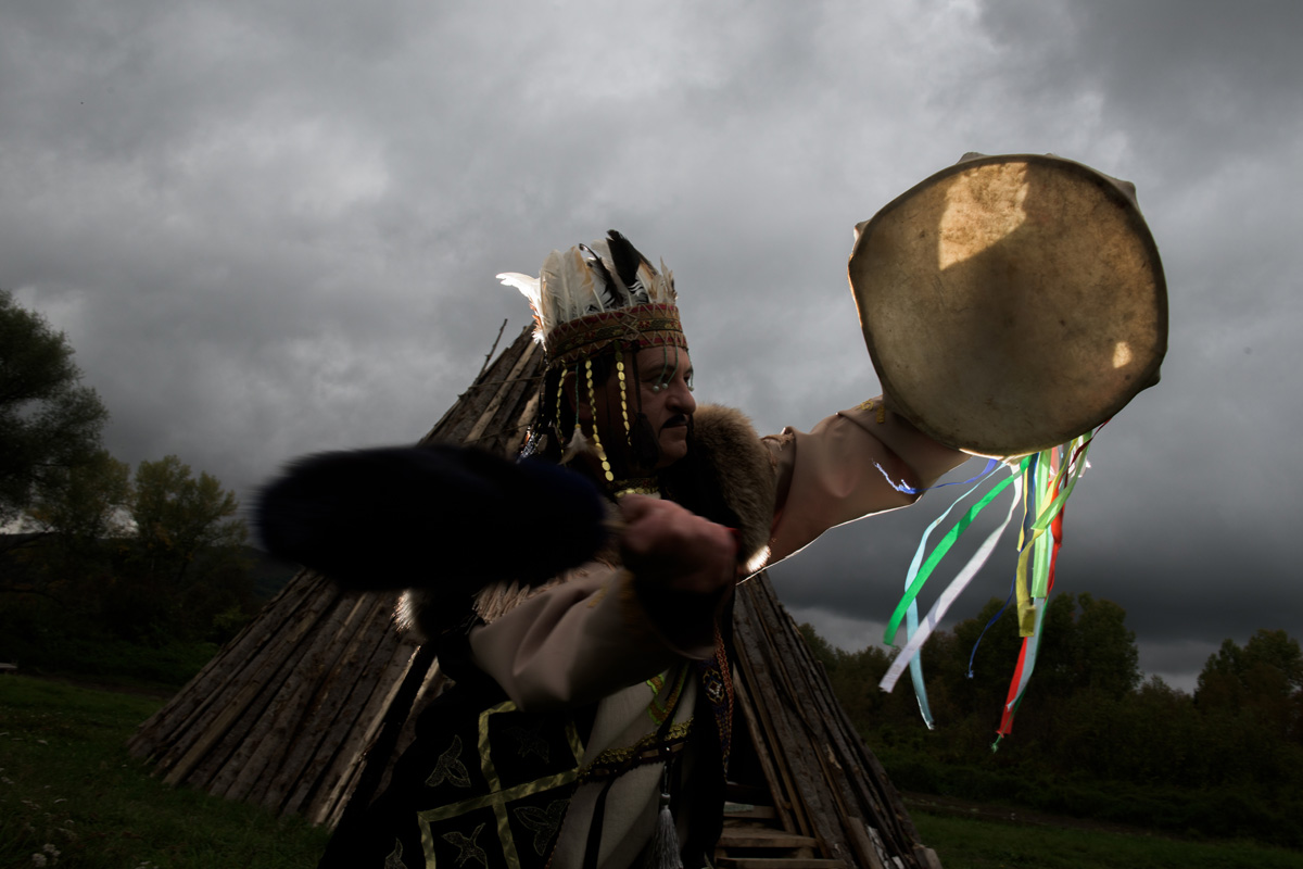 The life and times of modern Kumandins, the Swan People of Altai