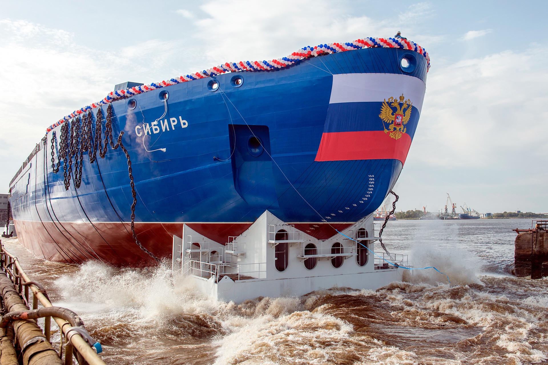 Sibir icebreaker