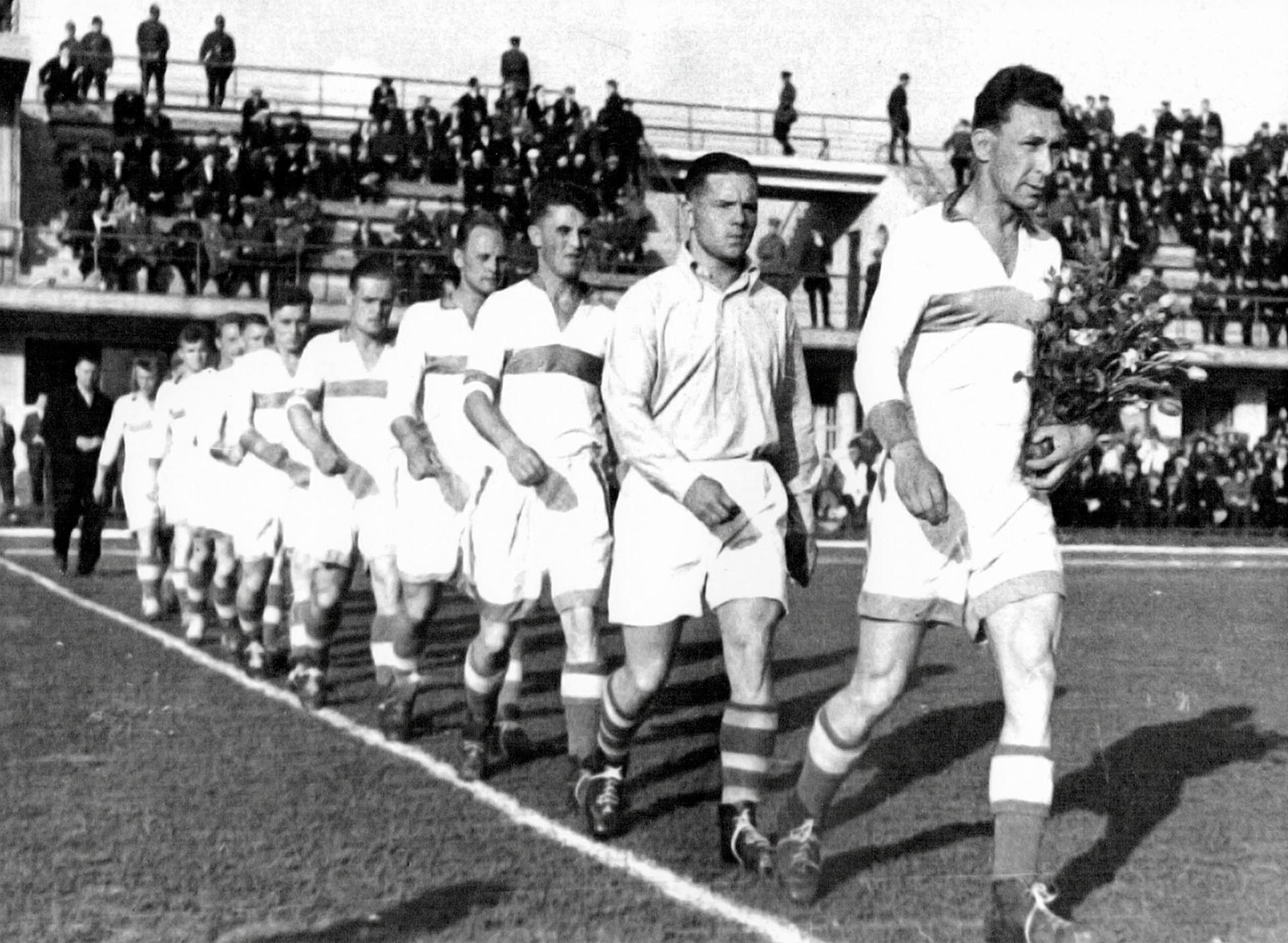 Soviet football