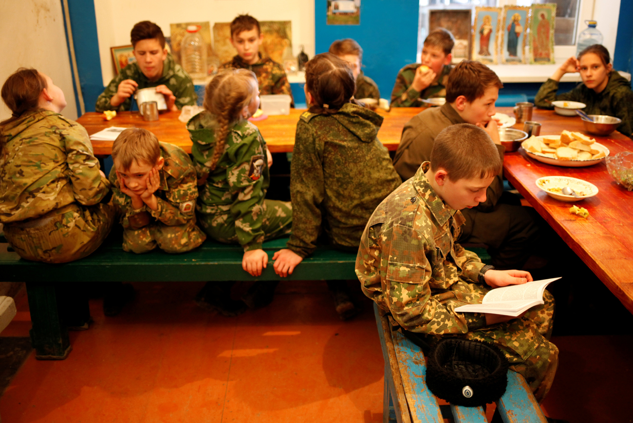Stavropol cadet school