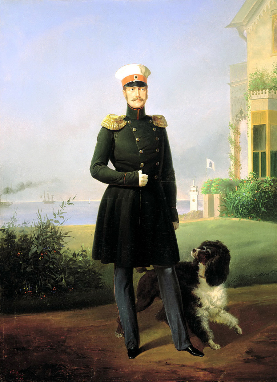 Nicholas I dog