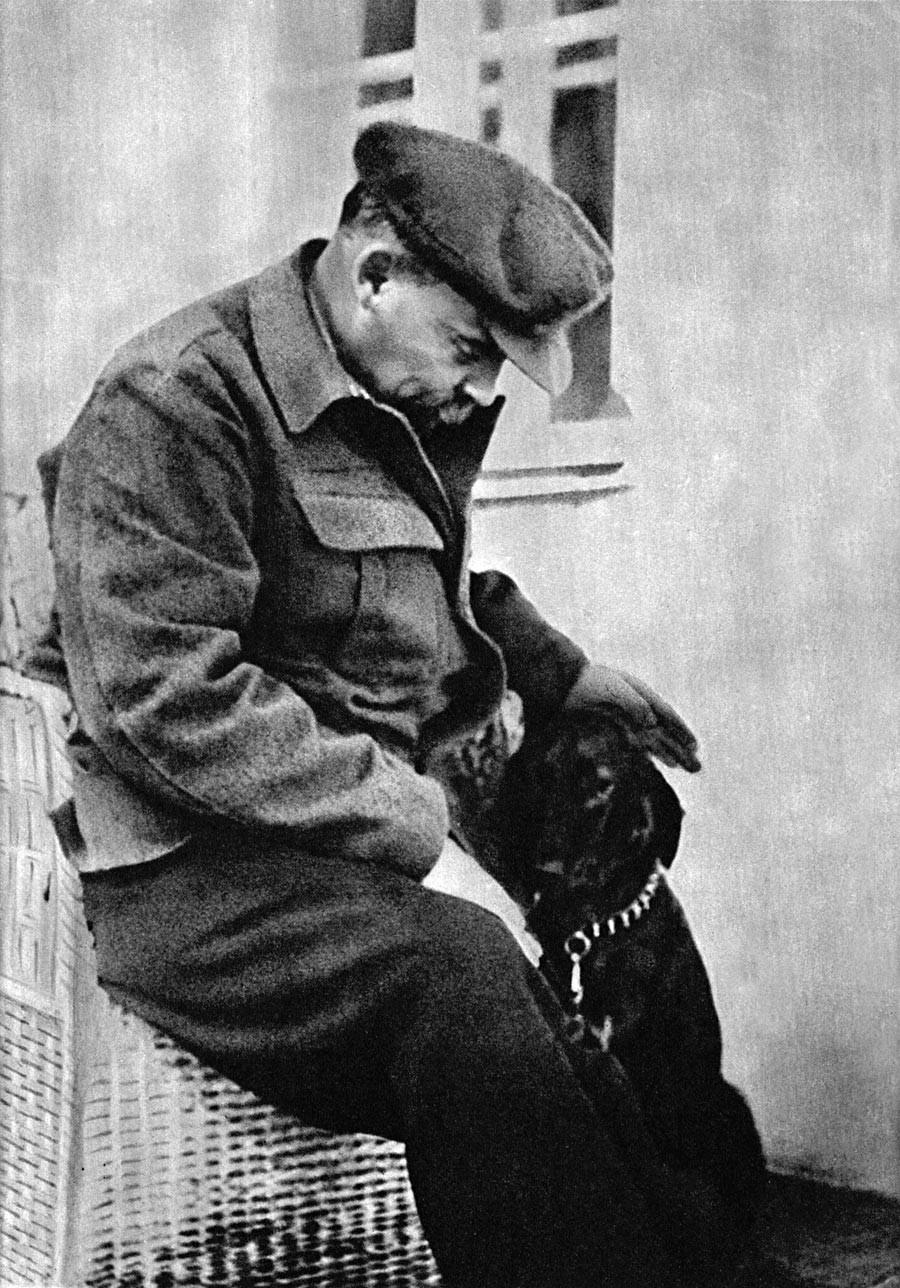 Lenin dog