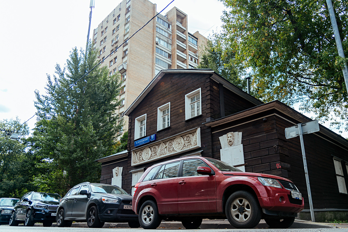 Residential house of P. Fedorov