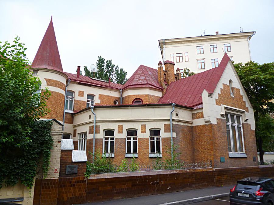 Uruguayan ambassador's residence