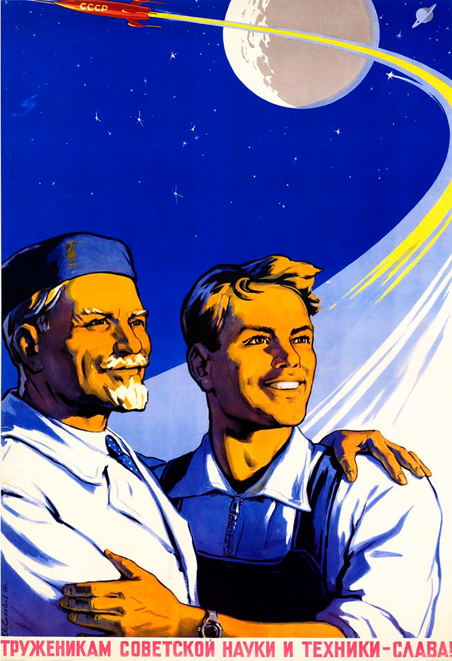 Science in the USSR