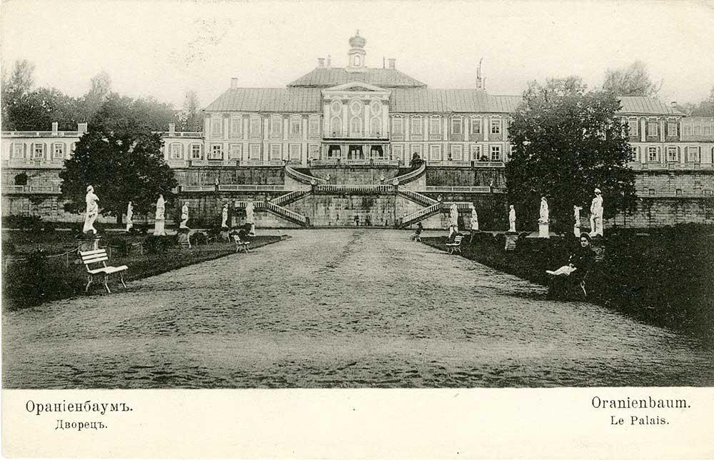 Pre-revolution St. Petersburg