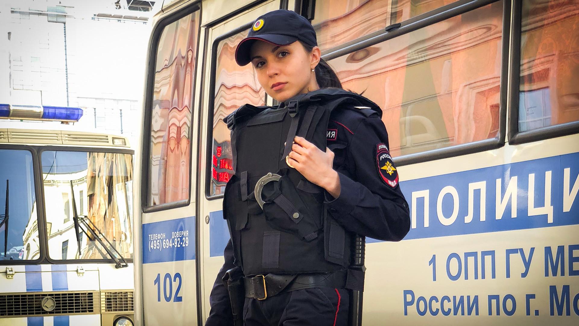 Yusupova policewoman