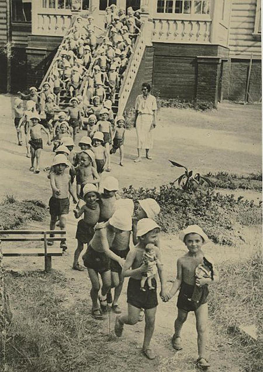 Soviet sanatoriums