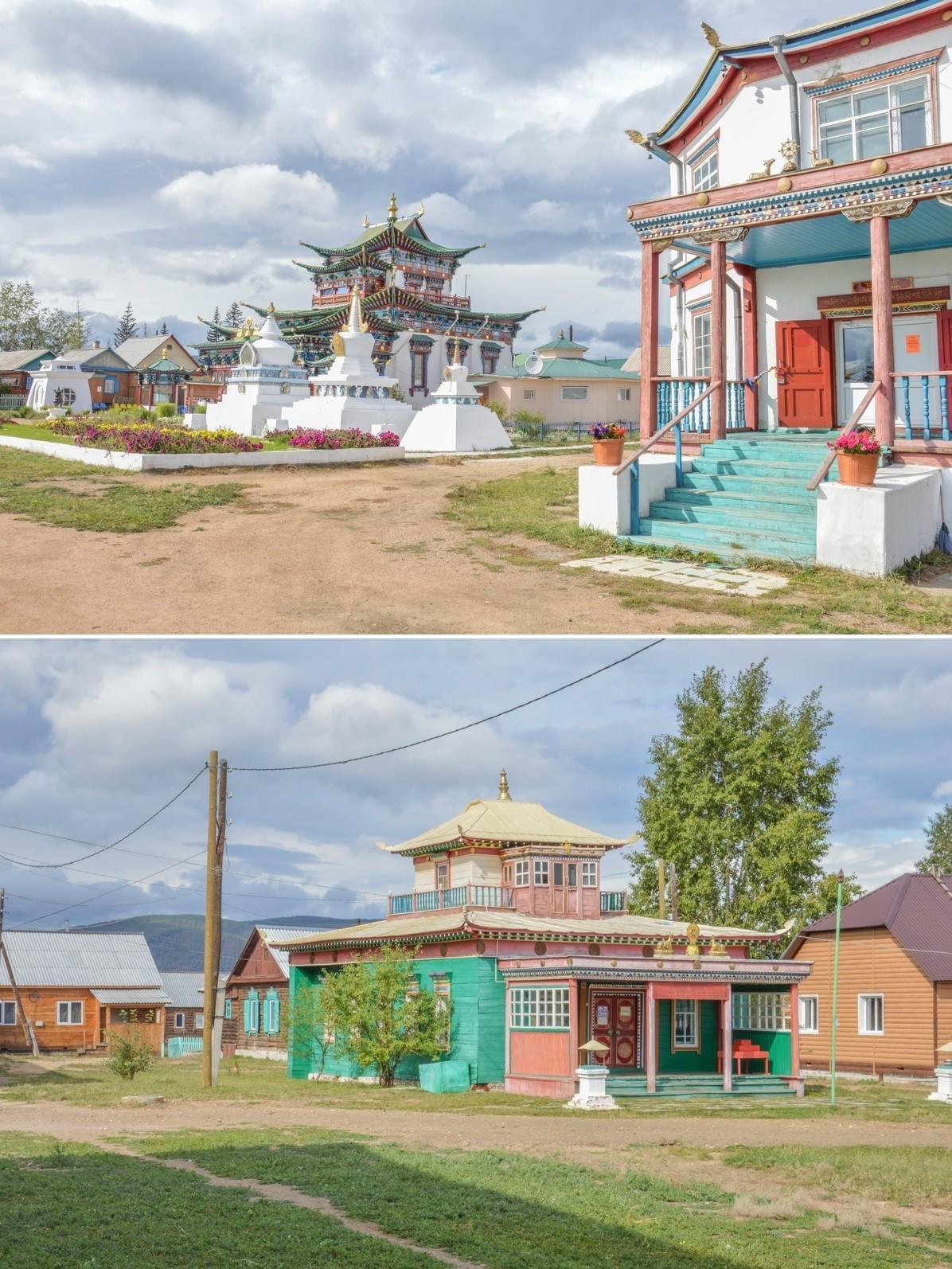Ivolga Monastery