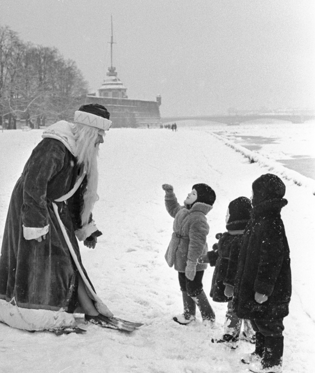 New Year back in USSR