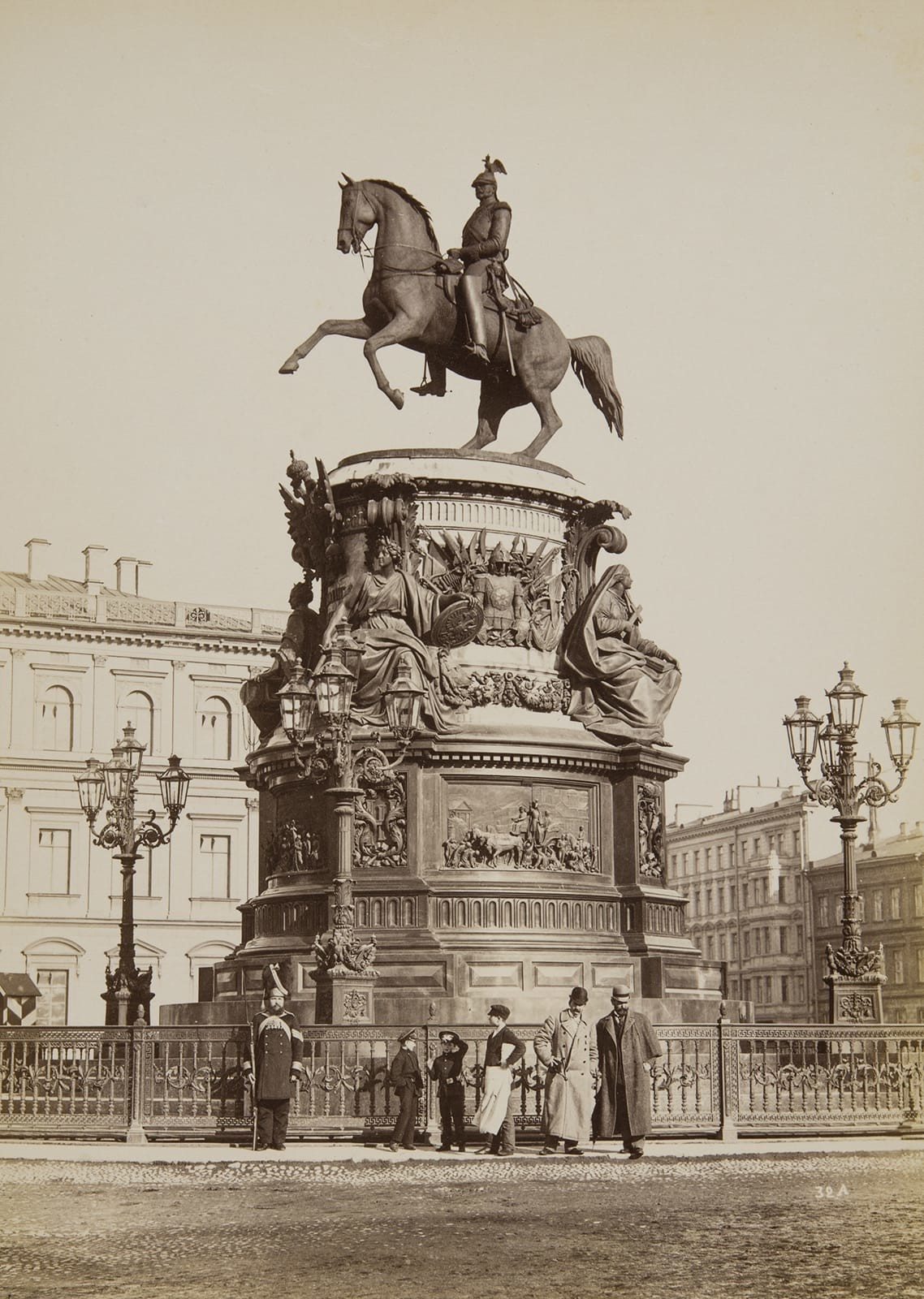 Monument to Nicholas I