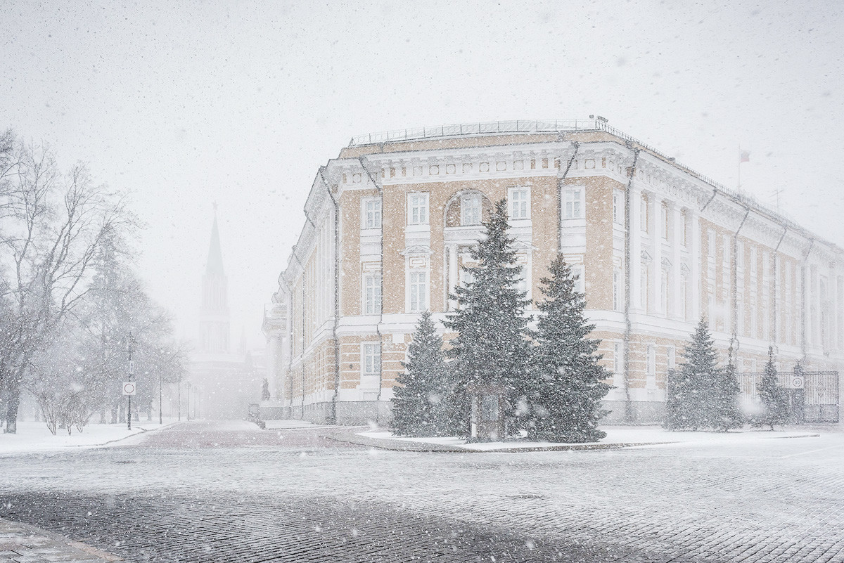 Kremlin Senate, the Russian presidential administration
