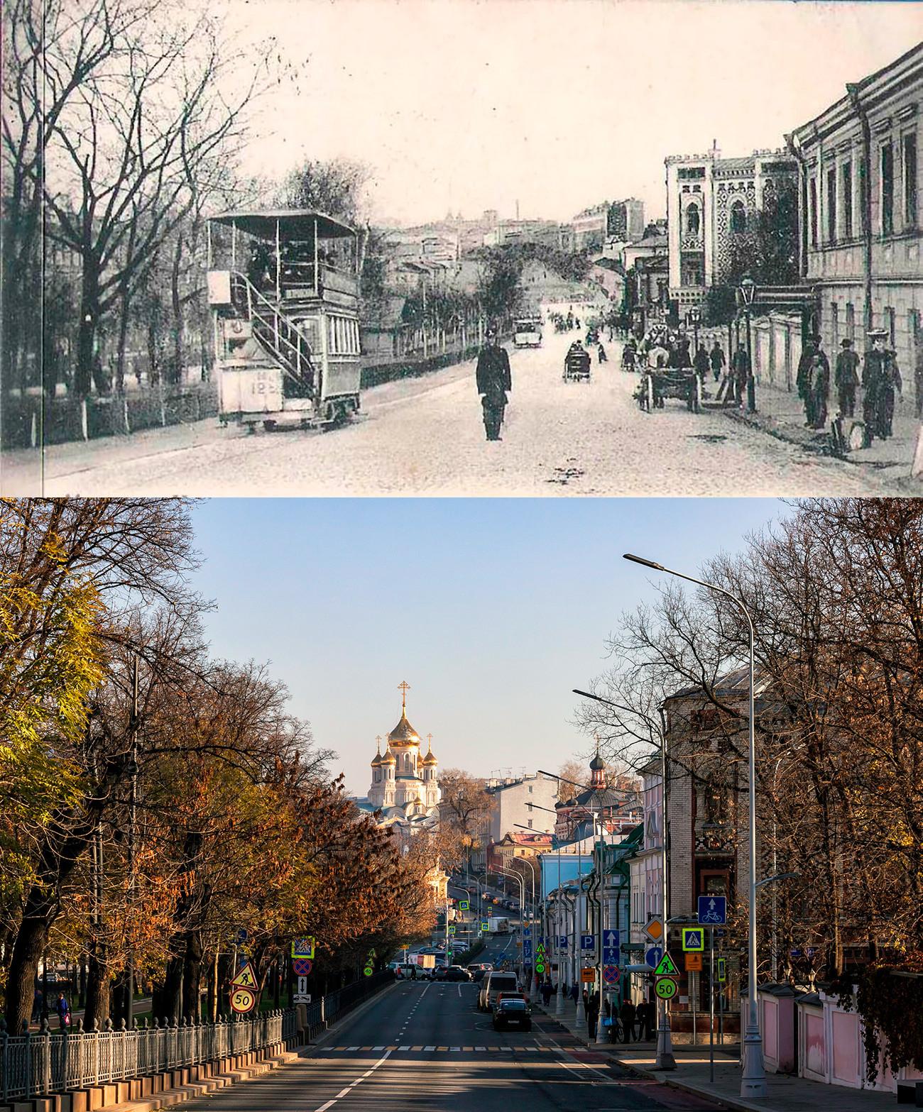 Petrovsky Boulevard