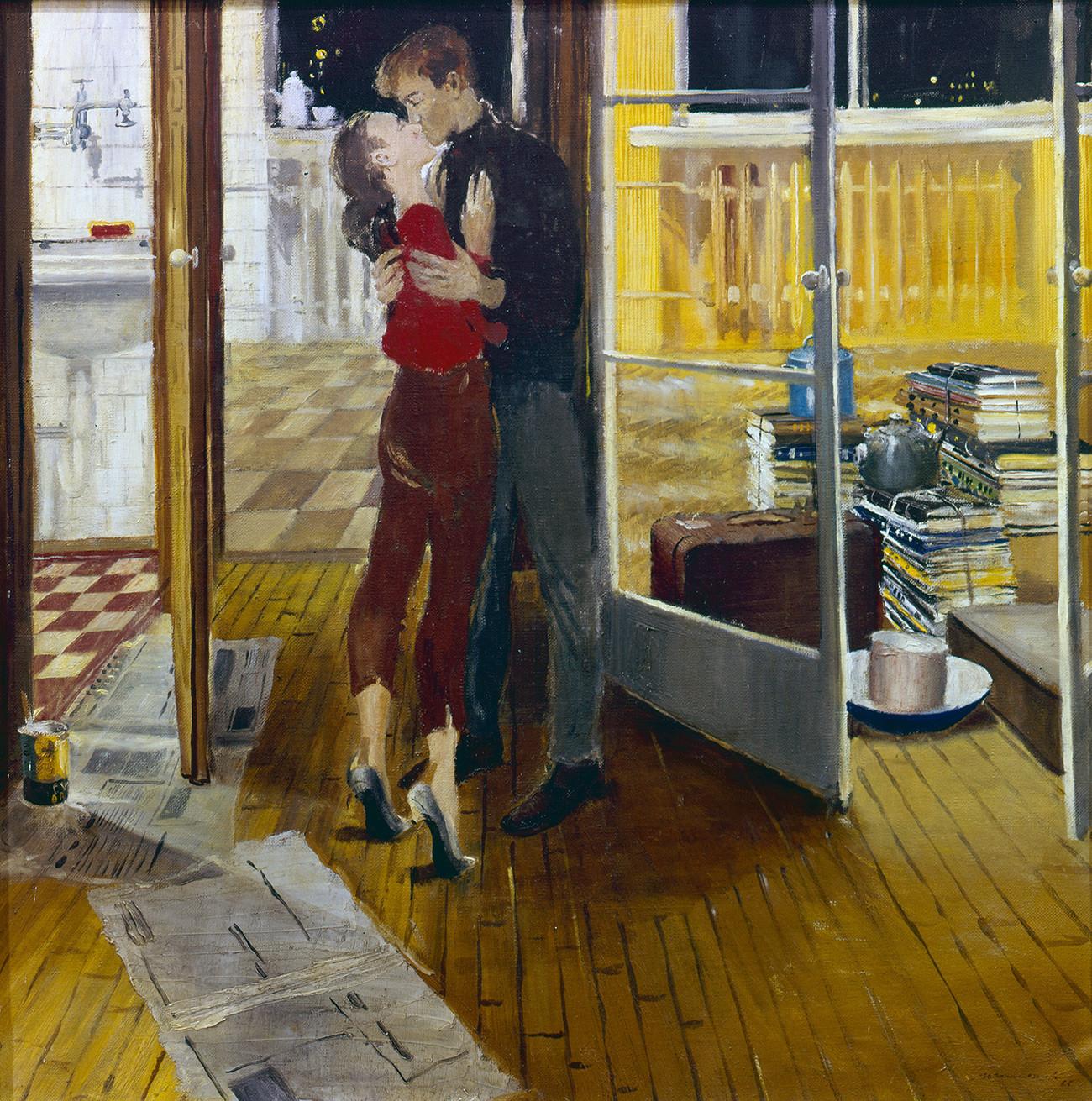 Yuri Pimenov - Lyrical Housewarming