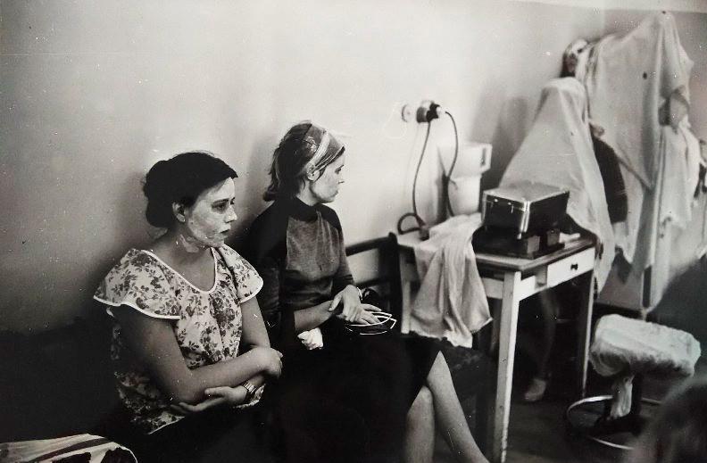 Soviet hair salons