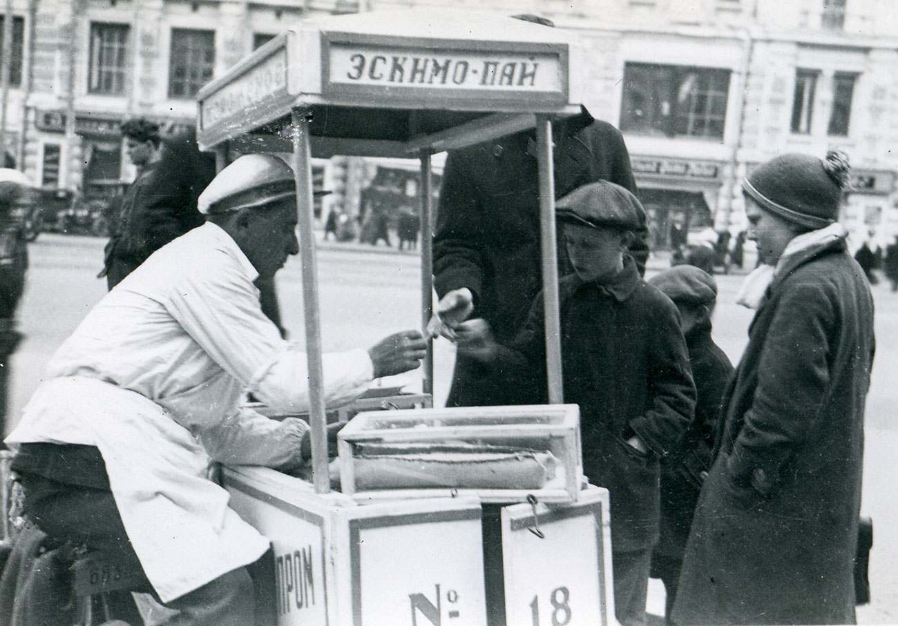 Soviet ice cream