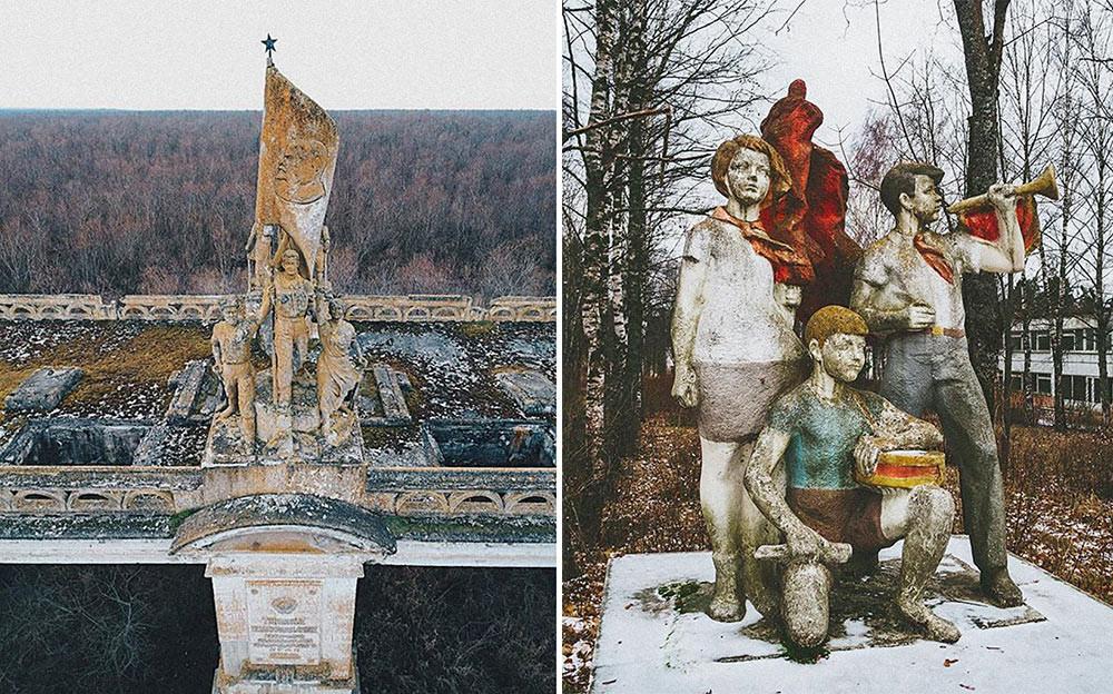 Abandoned Soviet Legacy