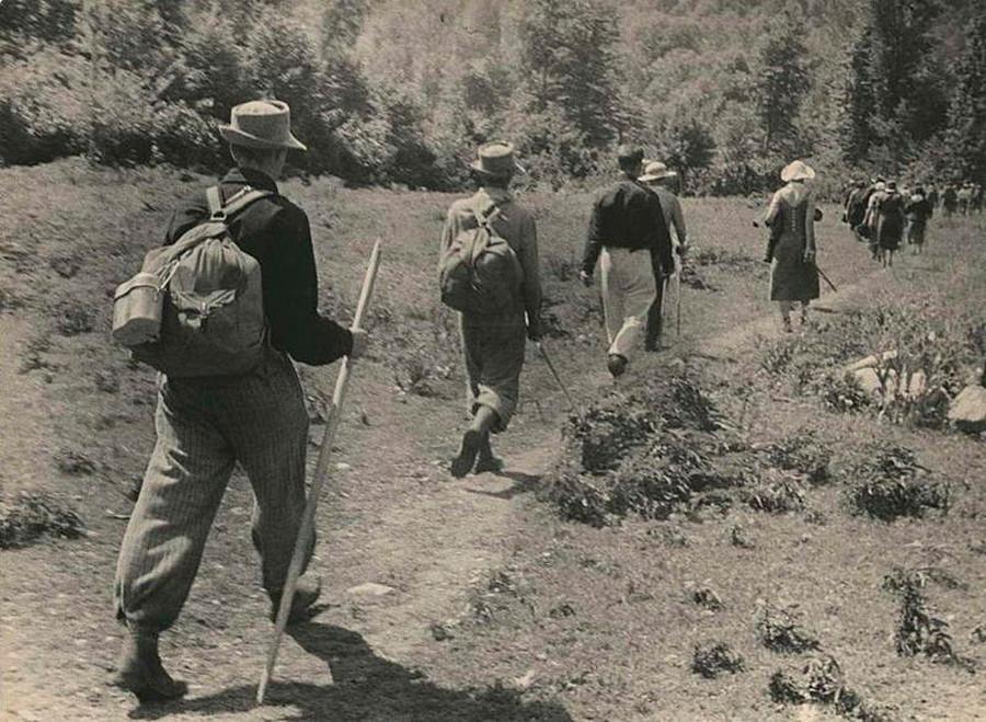Soviet hikes
