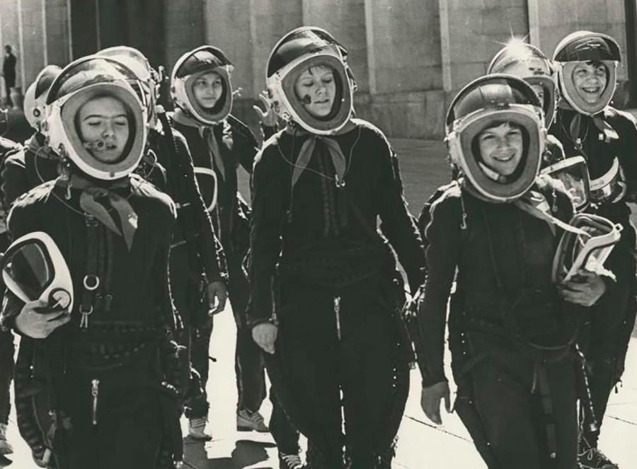 Soviet youth