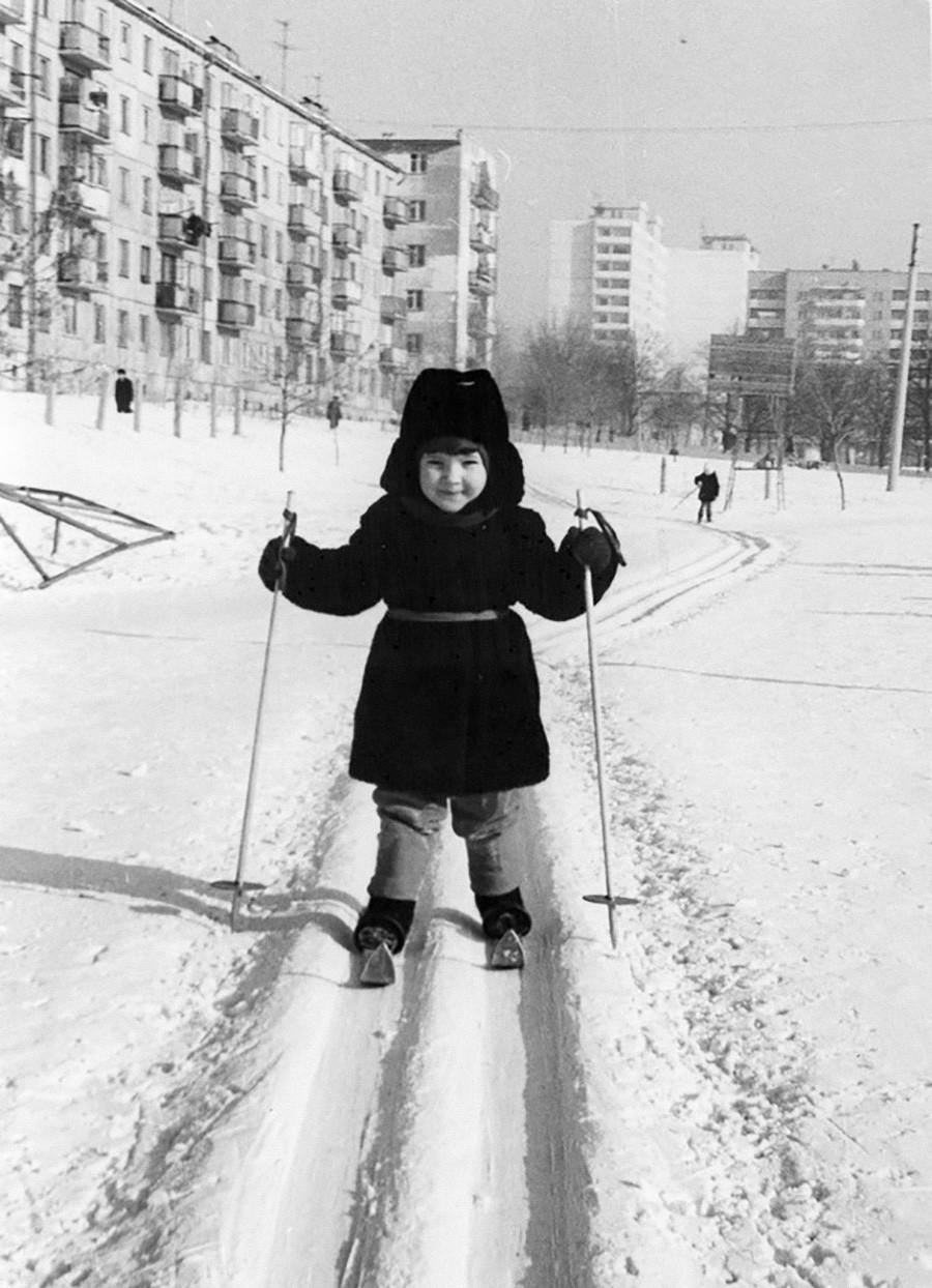 Soviet Winter