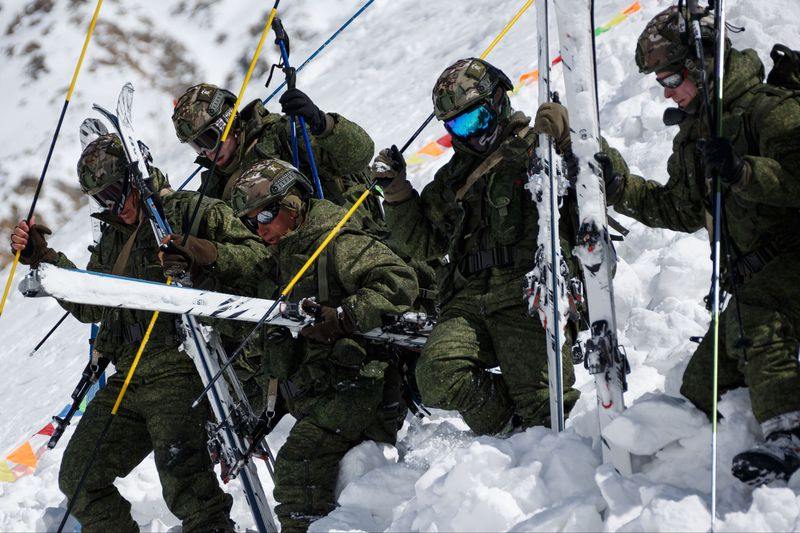 Military Alpinists