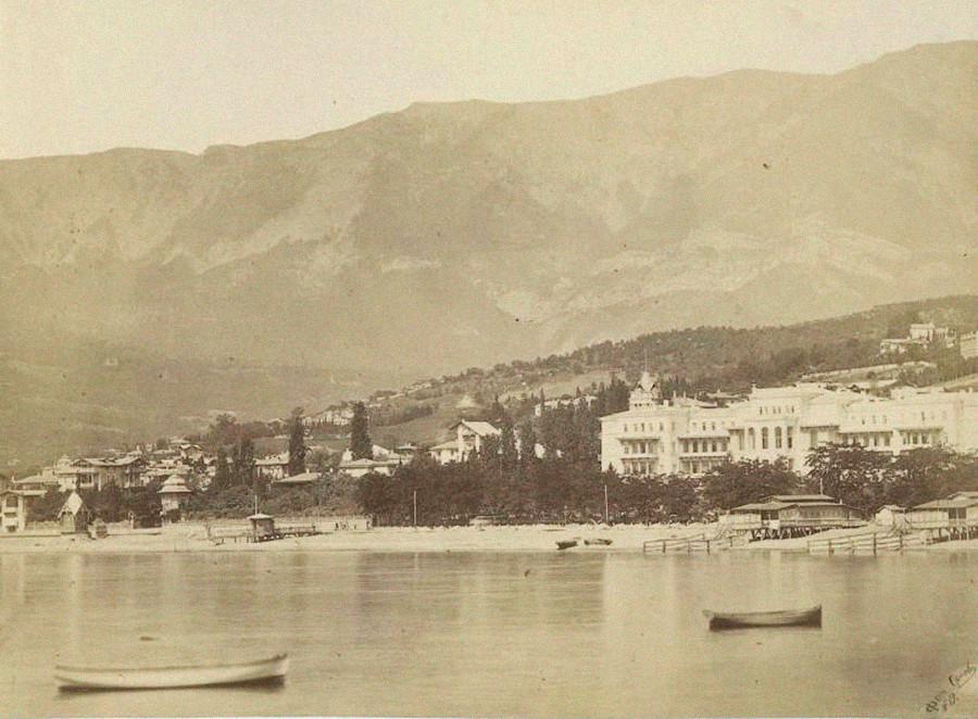 Imperial-era Crimea