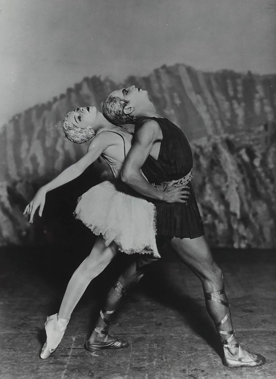 Ballets Russes Abroad