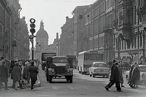 1970s Leningrad