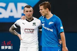 Mamaev and Kokorin