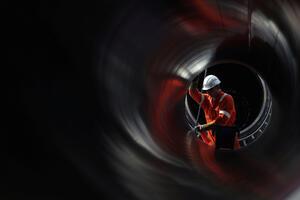 Nord Stream Construction