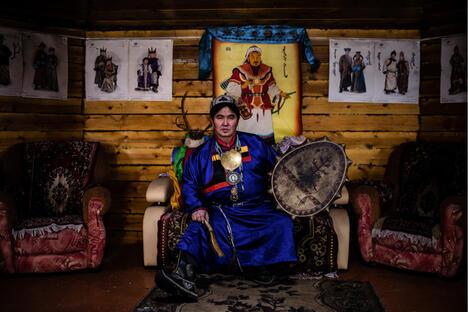Shaman Khagdaev