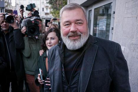 Muratov Nobel prize