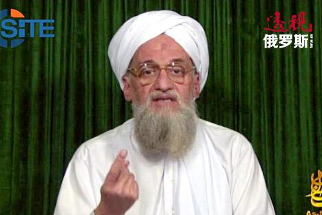 Al-Qaeda's chief Ayman al-Zawahiri