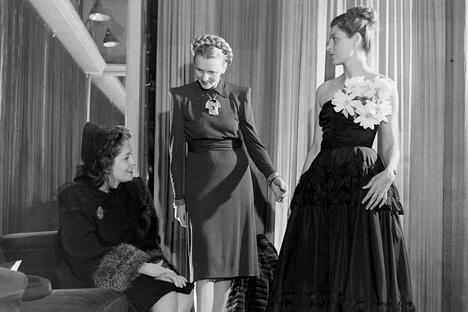 Russian Fashion Designers in Shanghai