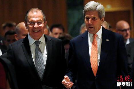 Secretary of State John Kerry CN