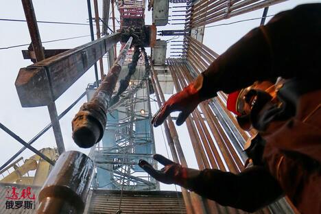 oil field CN