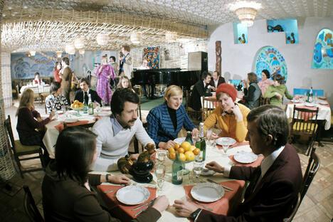 Soviet Restaurant