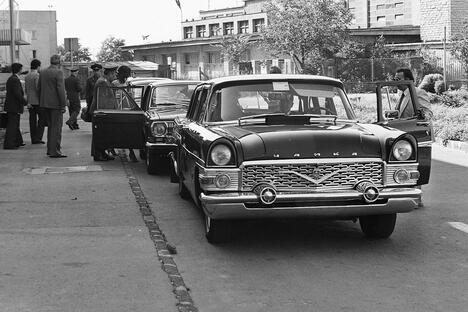 Chaika car