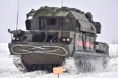 Tor anti-missile system