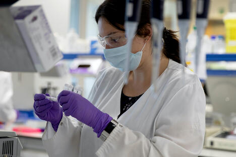 Research on coronavirus