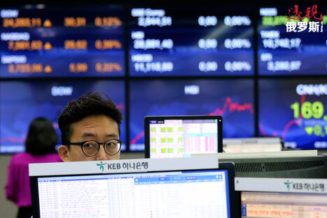 South Korea financial market