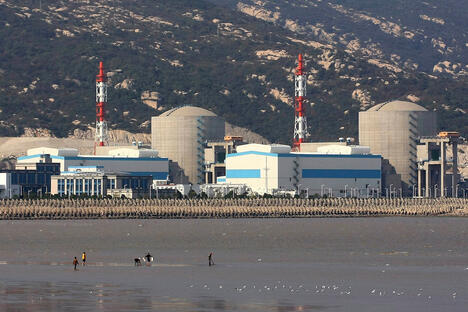 Tianwan Nuclear Power Plant