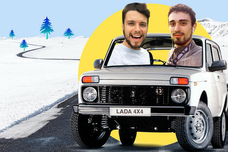 Russia By Car