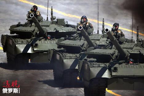 Tanks T80-BVM