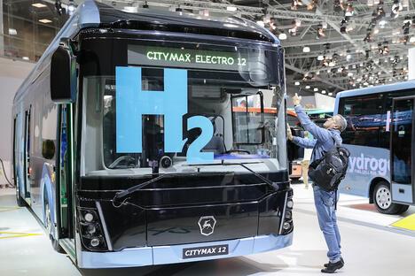 Vodorobus Hydrogen Bus